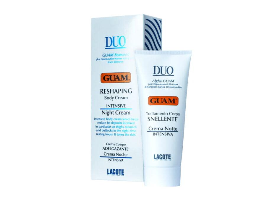 guam notte intensive cream